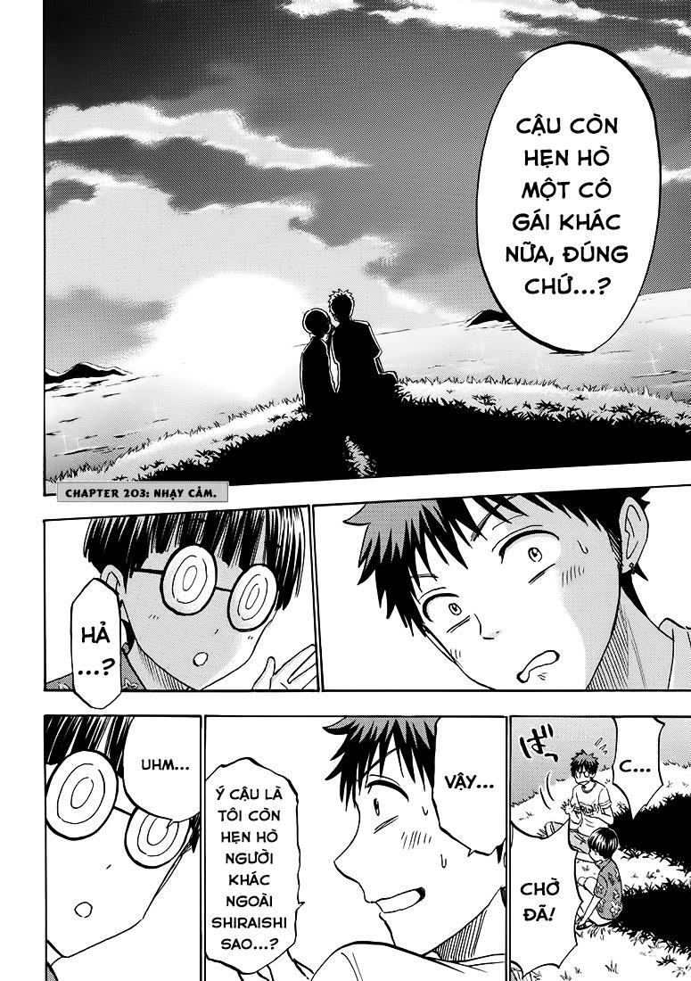 Yamada-kun to 7-nin no majo chap 203 Trang 3 - Mangak.info