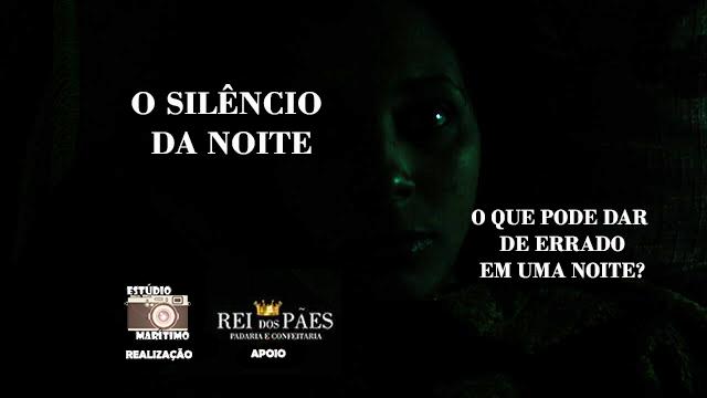 O silêncio da noite (Estúdio Marítimo) - Vinicius Nascimento