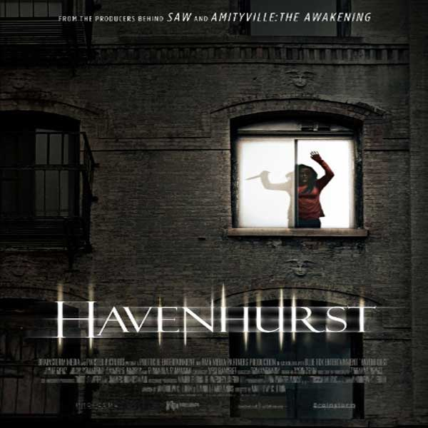 Havenhurst, Havenhurst Synopsis, Havenhurst Trailer, Havenhurst Review