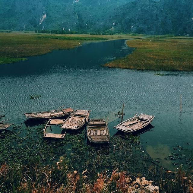 "Ninh Binh Province: Legendary land in ""Kong: Skull Island"" 1"