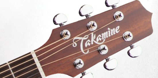 Guitar Takamine P1DC