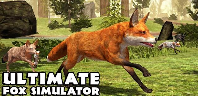 Ultimate Fox Simulator v1.1 Apk Miki