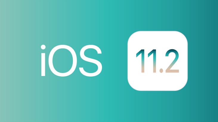 beta iOS 11.2