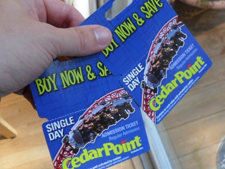 Cedar Point Tickets and Season Passes. Close. EXPLORE EXPLORE ; Steel Vengeance New for Coming in That place is Cedar Point, and there is so much to offer. Start planning your next vacation now! Learn More. Buy online and save .
