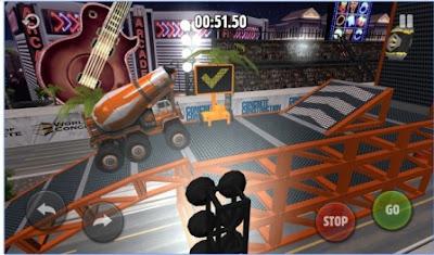 Game Balapan Mobil Besar Keren Offline Rig Racin MOD APK