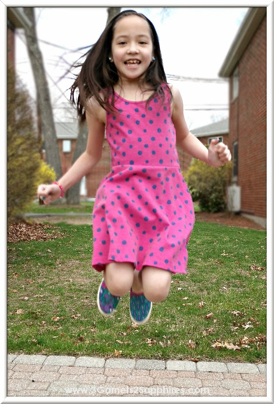Fun Mismatched Chooze Shoes for Kids |  www.3Garnets2Sapphires.com