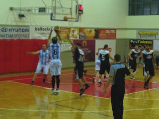 Νίκαια 2012 - Κένταυρος Ζαγοράς 73-53 (A2 EΣΚΑΘ) (φώτο+vid)