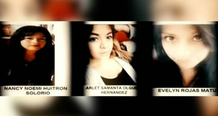 Desaparecen tres mujeres en Ecatepec; todas en la misma colonia