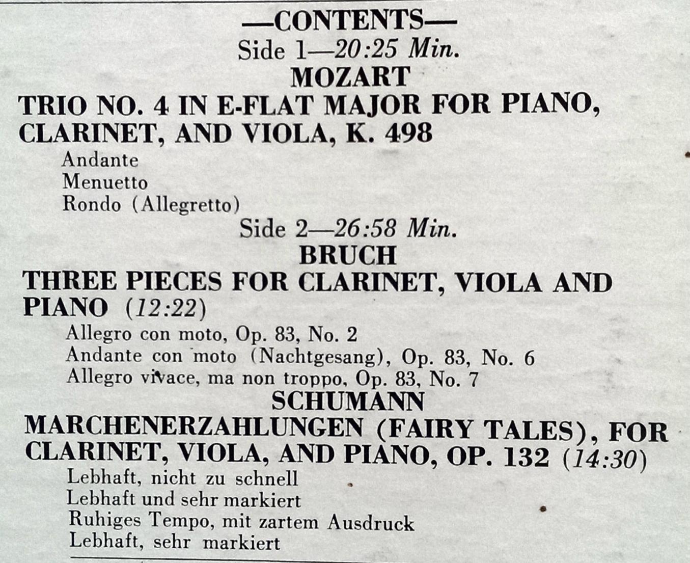 B Flat Mozart