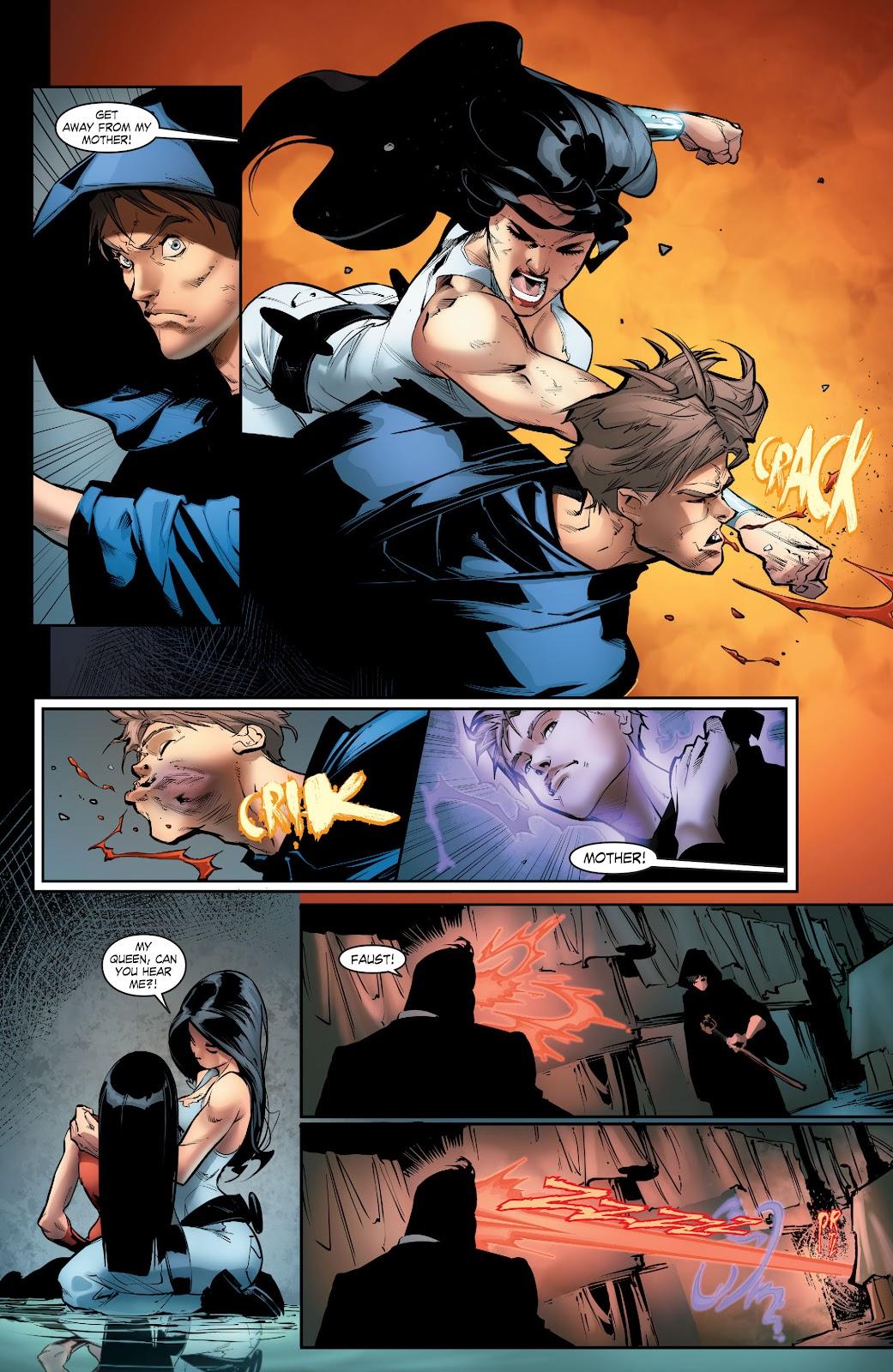 Read online Smallville Season 11 [II] comic -  Issue # TPB 5 - 88