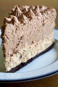 Triple Coffee Cheesecake: Savory Sweet and Satisfying