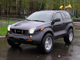 Review Isuzu S Vehicross Began As An Innovative Concept Vehicle That Garnered Loads Of Attention Back In 1993 And Then Entered Limited Production For The