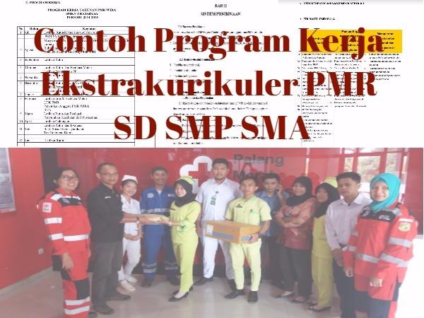 Program Kerja Ekstrakurikuler PMR