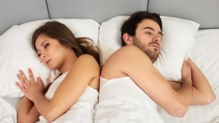 Yatakta uyumlu değilseniz ilişkiniz tehlikede