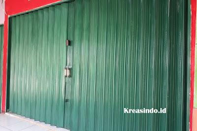 Folding Gate Cilodong Siap menerima peasan seluruh Cilodong Depok