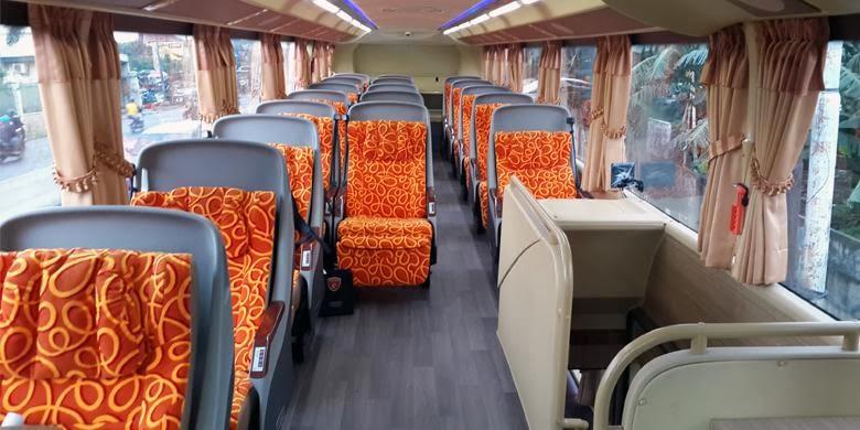 maxi miracle bus tingkat karya anak negeri  didno76