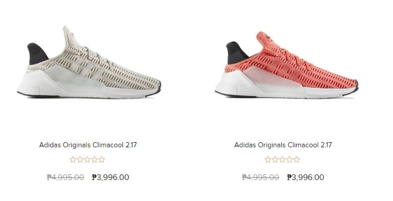 cheap for discount e638f 36a61 sneakerviewph: Adidas Climacool 2.17 20% price drop at Urban ...