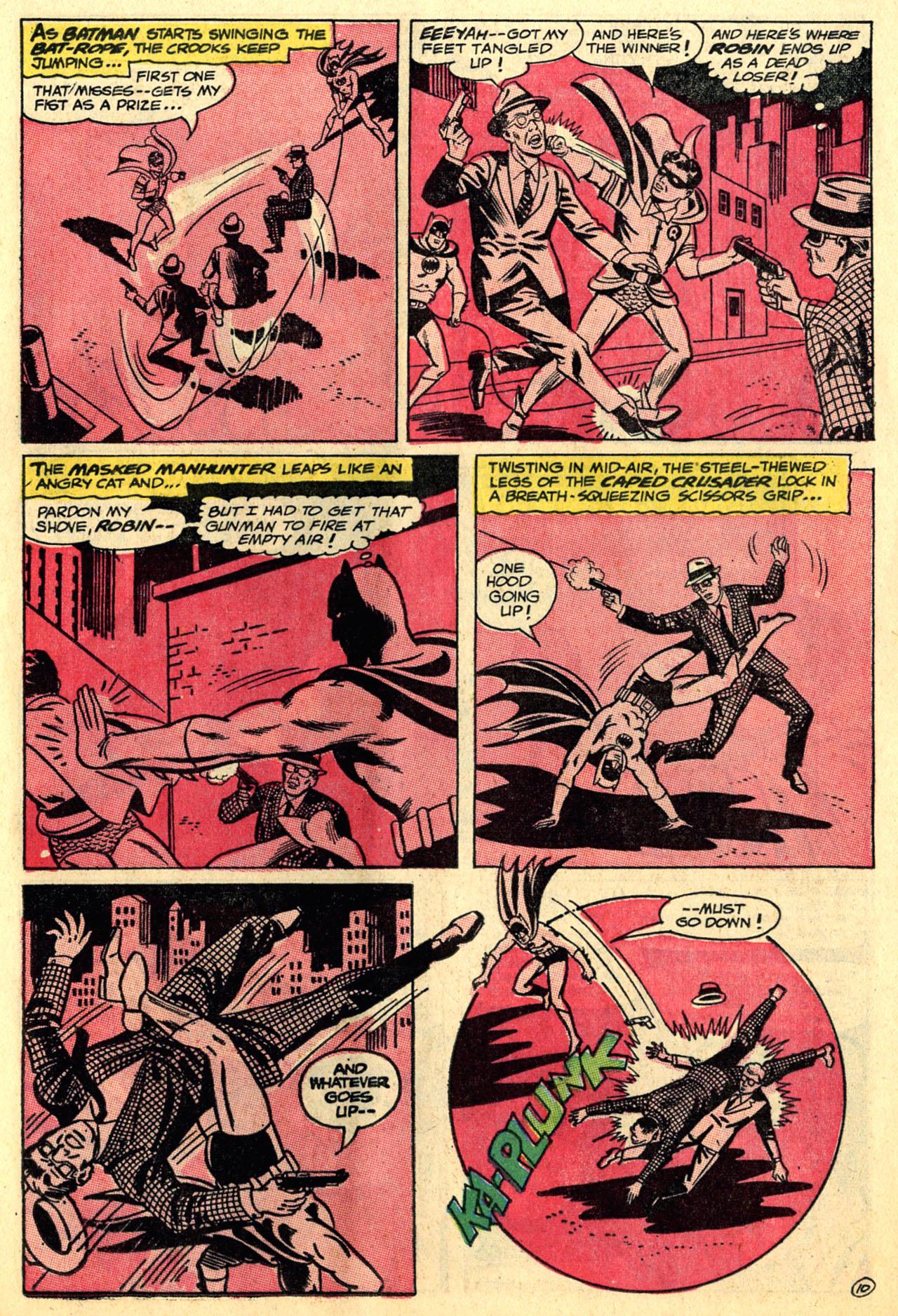 Detective Comics (1937) 368 Page 12