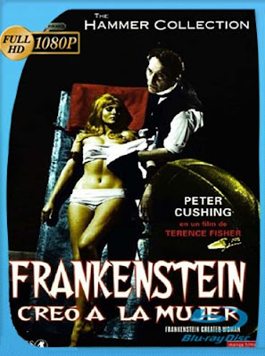 Frankenstein Creo a la Mujer (1967)HD[1080P] latino[GoogleDrive] DizonHD