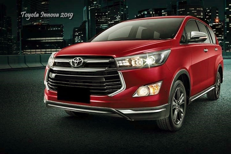 2019 Toyota Innova Review Specs and Price