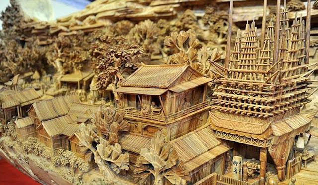Resultado de imagen para El festival Qingming junto al río