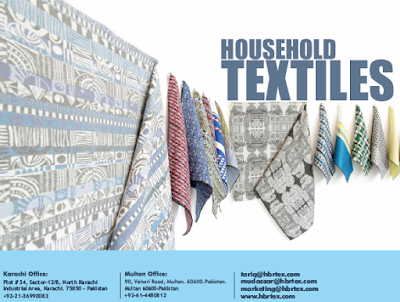 HBR TEXTILE INDUSTRIES
