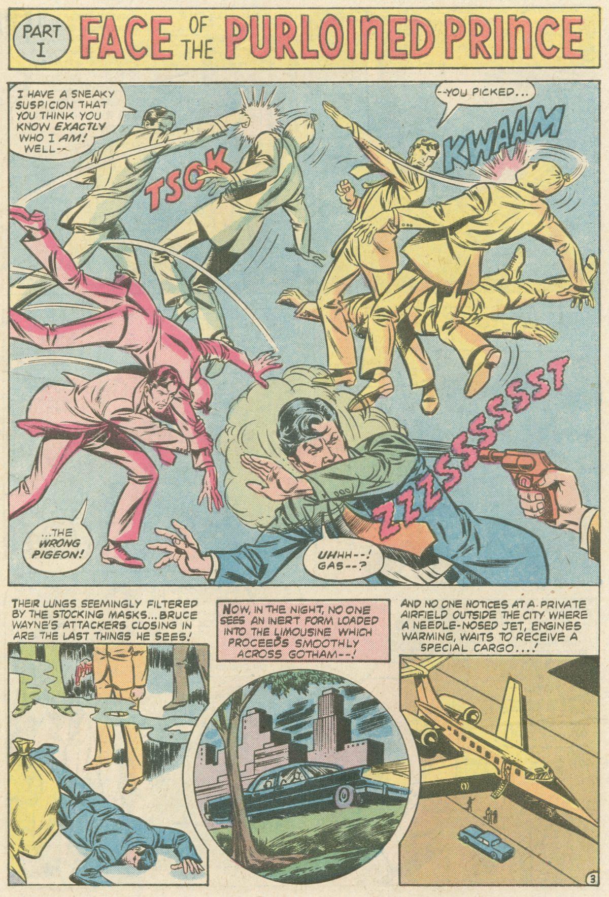 Read online World's Finest Comics comic -  Issue #253 - 6