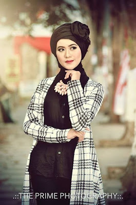 Style Hijab Modern Terbaru