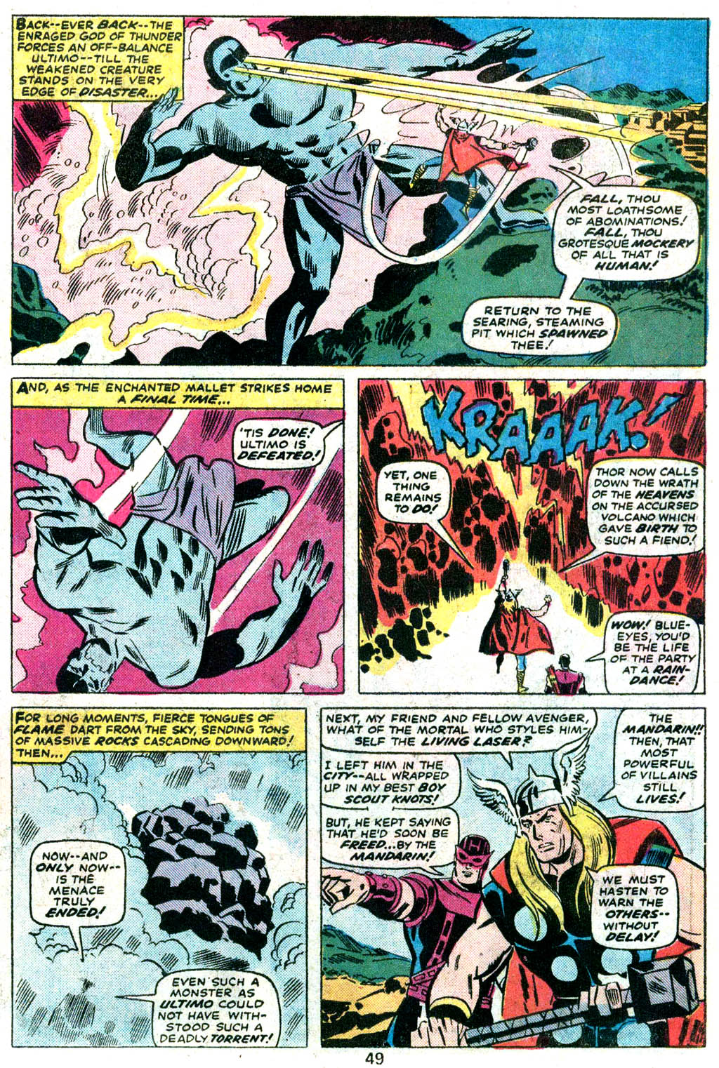 Giant-Size Avengers (1974) issue 5 - Page 40