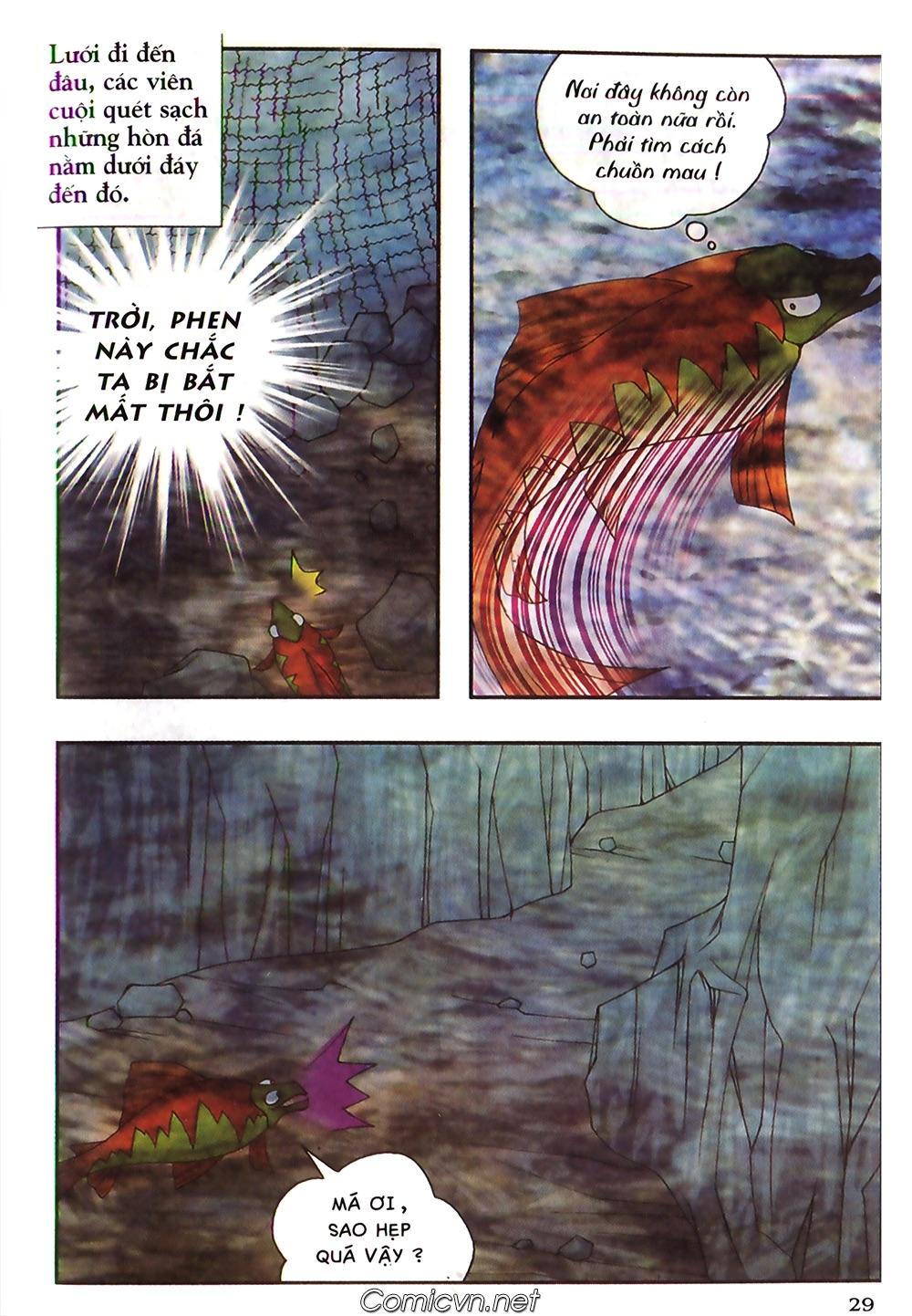 Thần thoại Bắc Âu - Chapter 47: Gieo gió gặt bão - Pic 30