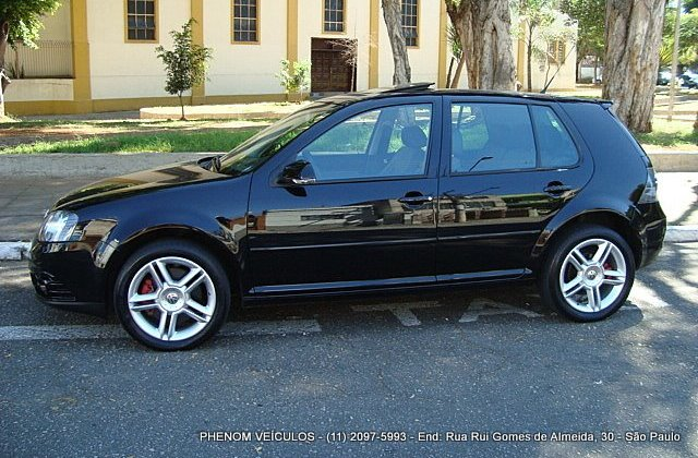 Golf GTI 2008 193 cv - preto