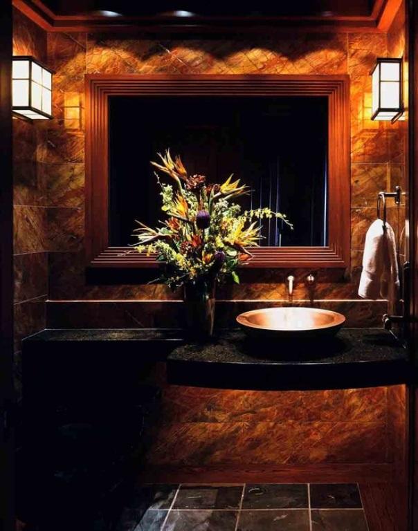 Natural Stone Bathroom Design Ideas ~ Beautiful natural stone bathroom design ideas you re gonna