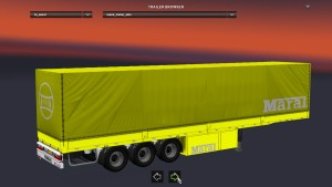 Maral 3 Axle Pack