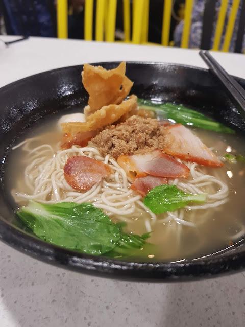 Food court del Marina bay Sands-Singapore