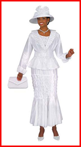 a378dcdebb1 Nubiano - White Suits For Women