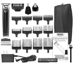 Wahl Lithium Battery Steel Beard Trimmer