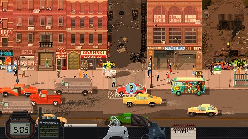 Beat Cop Review | Story | Gameplay