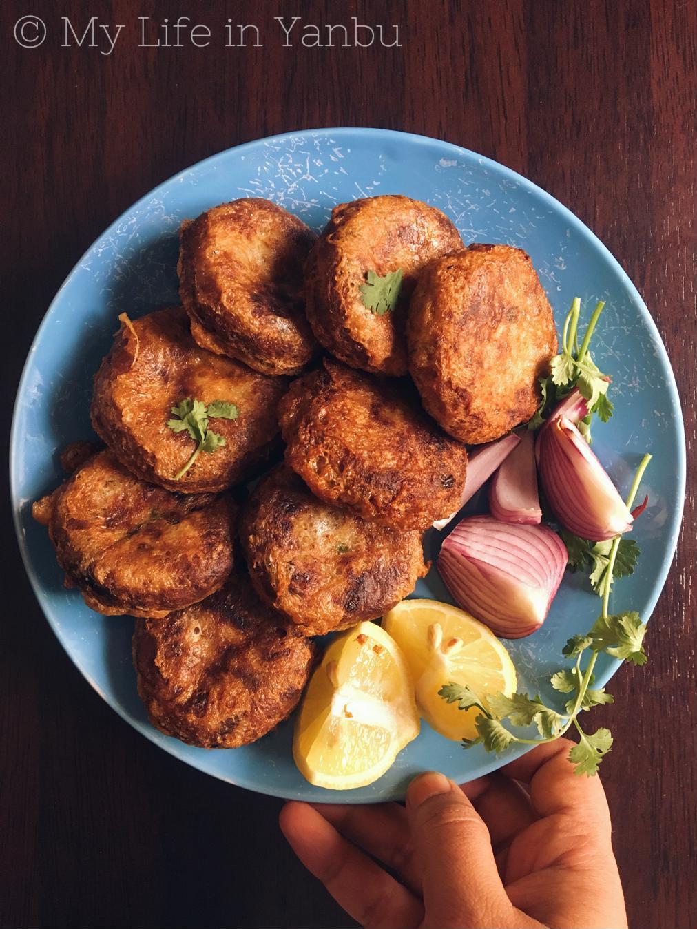 Easy Shami Kebabs  - lamb meat