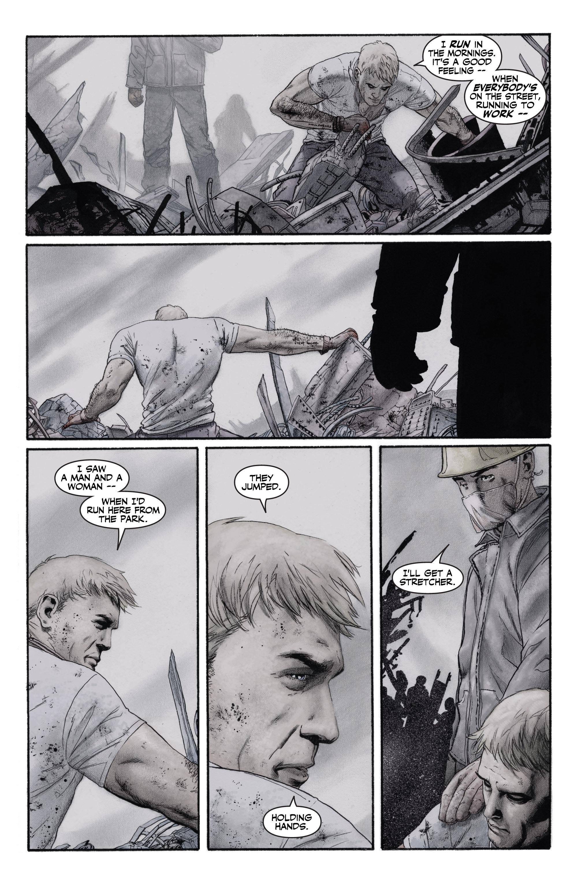 Captain America (2002) Issue #1 #2 - English 9