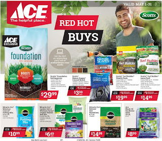 ⭐ Ace Hardware Ad 5/1/19 ✅ Ace Hardware Weekly Ad May 1 2019