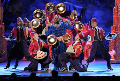 Aladdin the musical Broadway