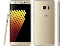 Samsung Galaxy Note7 Android Harga Rp 10 Jutaan (Preorder Bonus Battery Pack)