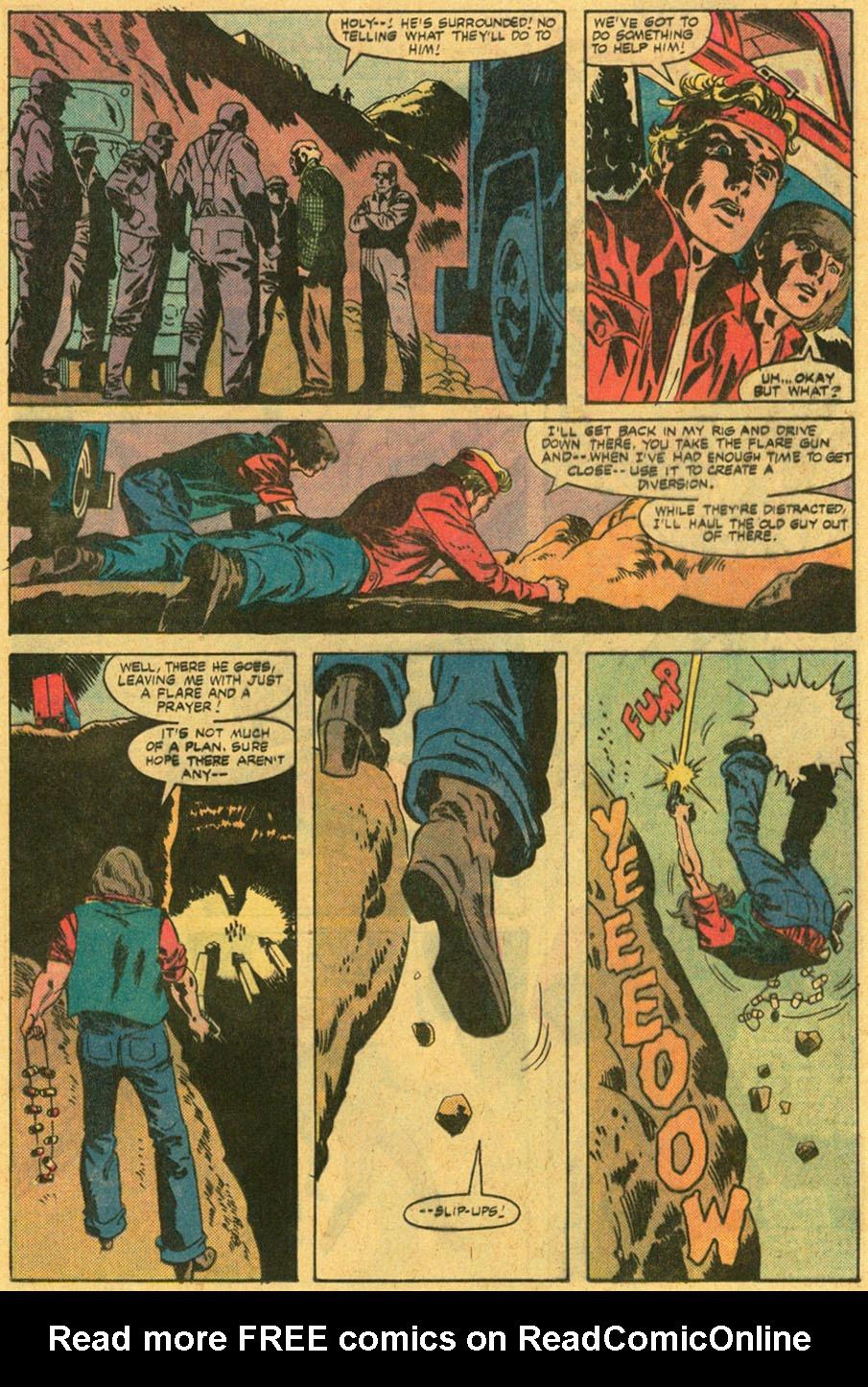 Read online U.S. 1 comic -  Issue #3 - 18