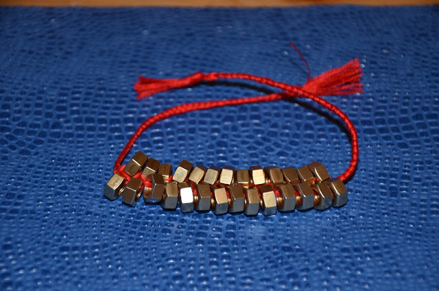 Gold Cartier Bracelet With Diamonds