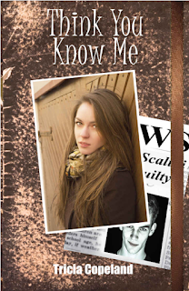 Think You Know Me on Goodreads, Tricia Copeland, Being Me, TBR, Marvelous Monday