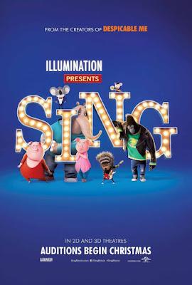 Sing 2016 DVD Custom HDTS Latino