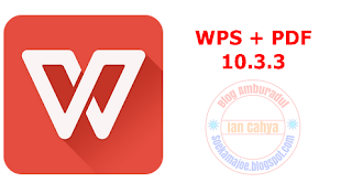 WPS Office + PDF 10.3.3Apk Mod Android
