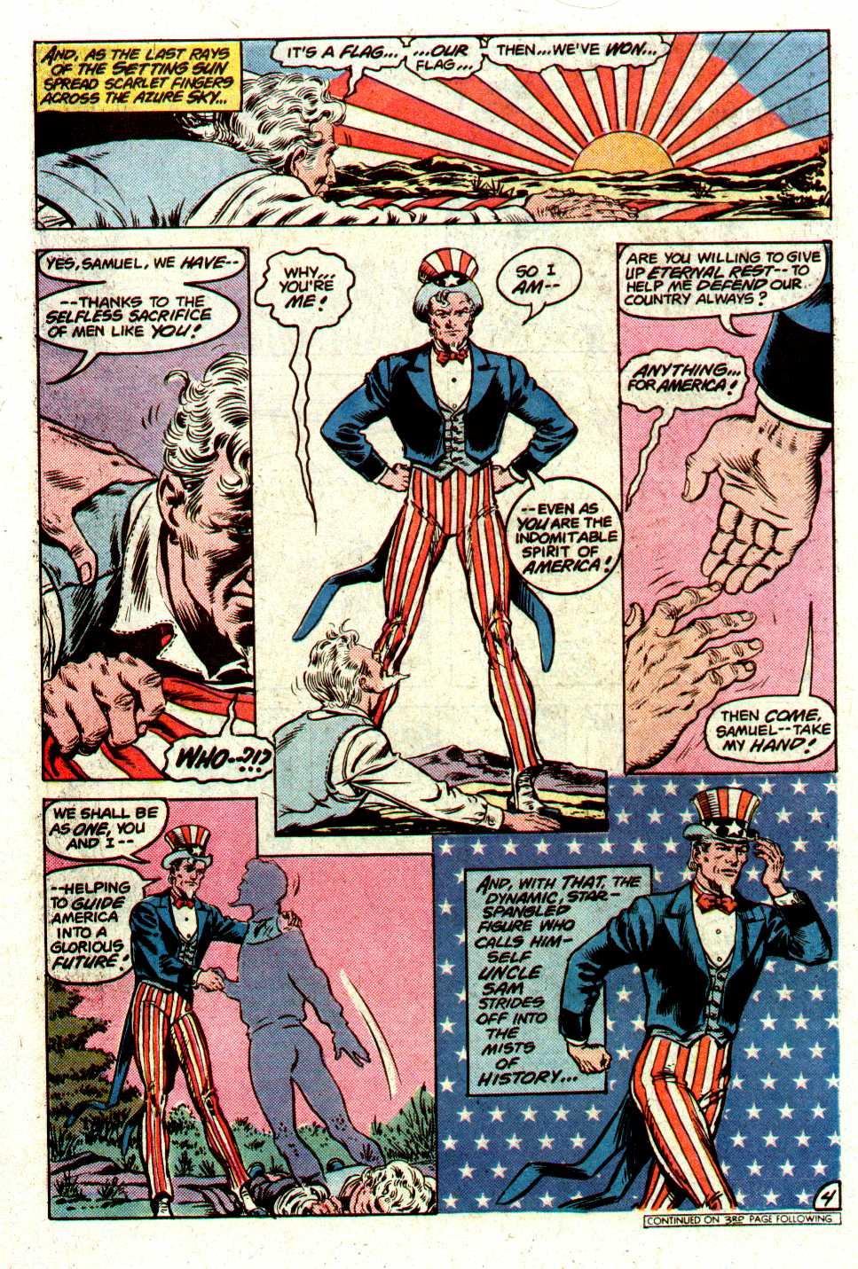 Read online Secret Origins (1986) comic -  Issue #19 - 5