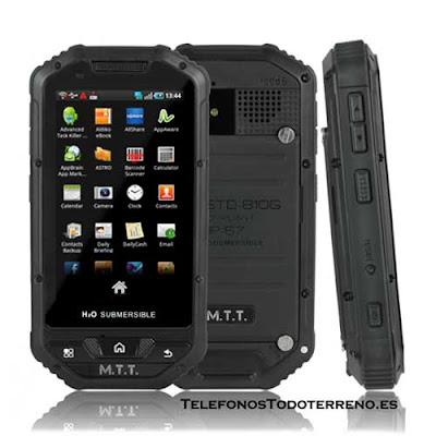 MTT SM, un Smartphone robusto que no encontrarás en las tiendas de Cuenca 3