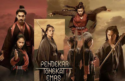 Download Film Pendekar Tongkat Emas (2015) WEB DL